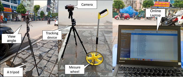 IOT System for Traffic Analysis Purposes from Capturing MAC Address Based Data
